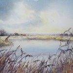 Winter Levels - Watercolour